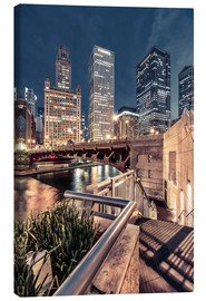 Sören Bartosch - Night Walk Chicago