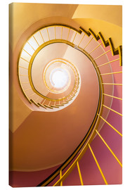 Canvas print  Stairs - Munich - Mikolaj Gospodarek