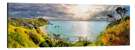 Aluminium print  Bay of Island - New Zealand - Michael Rucker