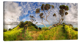 Canvas print  Russell - New Zealand - Bay of Island - Michael Rucker