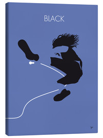 Canvas  No008 MY Pearl Jam Minimal Music poster - chungkong