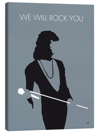 Canvas print  Queen, We will rock you - chungkong