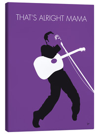Canvas print  Elvis - That's Alright Mama - chungkong
