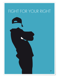 Premium poster  Beastie Boys - Fight For Your Right - chungkong