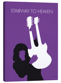 Canvas  No011 MY Led zeppelin Minimal Music poster - chungkong