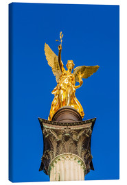 Canvas print  Angel of peace in Munich - Dieterich Fotografie