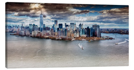 Canvas print  New York city - Marcus Sielaff