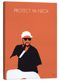 Canvas print  Wu-Tang Clan - Protect Ya Neck - chungkong
