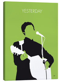 Canvas print  Paul McMartney - Yesterday - chungkong