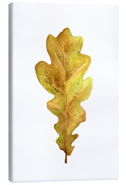 Canvas  Oak Leaf - RNDMS