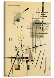 Canvas  Strings - Wassily Kandinsky