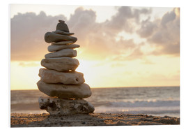Forex  Little tower of pebbles
