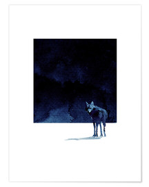 Premium poster  I'm going back - Robert Farkas
