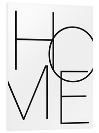 Foam board print  Home - Finlay and Noa