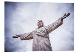 Acrylic print  Christ the Redeemer - Matthew Williams-Ellis