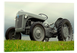 Acrylic print  The Ford 2N tractor