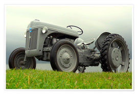 Premium poster  The Ford 2N tractor