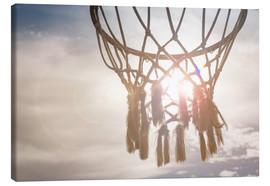 Canvas print  Basket ball