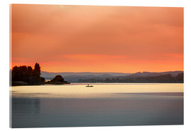 Acrylic print  Lake Contance - Frank Fischbach
