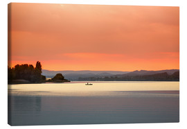Canvas print  Lake Contance - Frank Fischbach