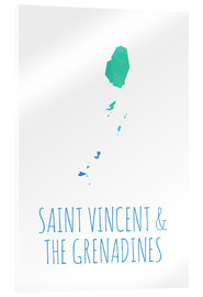 Acrylic glass  Saint Vincent & the Grenadines - Stephanie Wittenburg