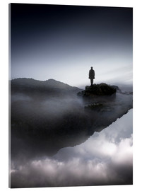 Acrylic print  A Place To Think - George Christakis