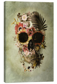 Canvas print  Garden Skull Light - Ali Gulec