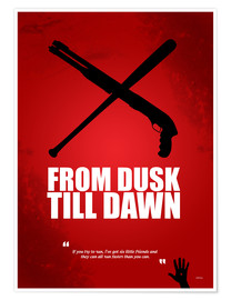 Premium poster  From Dusk Till Dawn - Alternative Fanart - HDMI2K