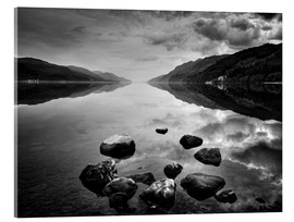 Acrylic print  Loch Ness, Scotland - Martina Cross