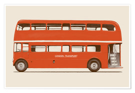 Premium poster English Bus   S6   Main