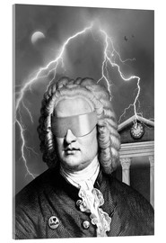 Acrylic print  Bach To the Future - Florent Bodart