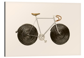 Alu-Dibond  Licorice Bike - Florent Bodart