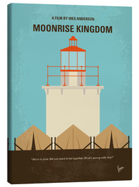Canvas print  Moonrise Kingdom - chungkong