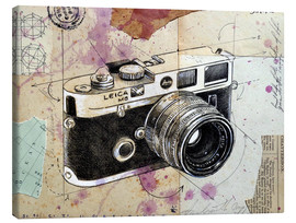 Canvas print  the rangefinder - Loui Jover