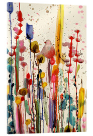 Acrylic glass  This sweet morning - Sylvie Demers