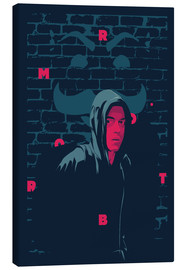Canvas print  Mr. Robot - Fourteenlab