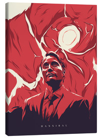 Canvas print  hannibal - Fourteenlab