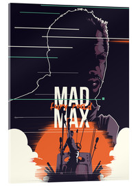 Acrylic print  Mad Max: Fury Road - Fourteenlab