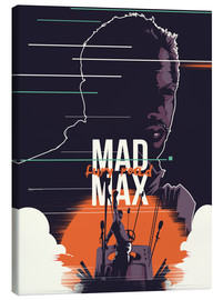 Canvas print  Mad Max: Fury Road - Fourteenlab