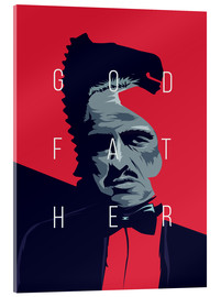 Acrylic print  Godfather - Fourteenlab