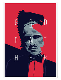Premium poster Godfather