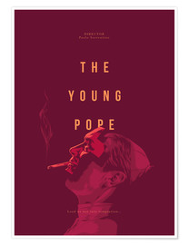 Premium poster  Young Pope - Fourteenlab