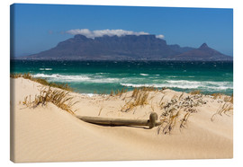 Catharina Lux - Cape Town, Bloubergstrand