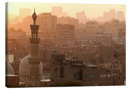 Canvas print  Old city of Cairo - Catharina Lux