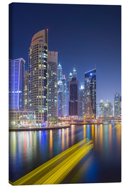 Canvas print  United Arab Emirates, Dubai Marina - Rainer Mirau