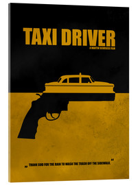 Acrylic glass  Taxi Driver - HDMI2K