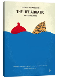 Canvas print  The Life Aquatic with Steve Zissou - chungkong