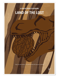 Premium poster Land Of The Lost