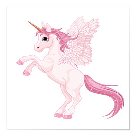 Premium poster  My Unicorn - Kidz Collection