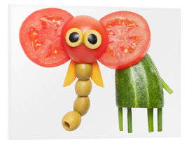 Forex  Vegetable animals - elephant
